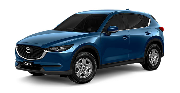 2018 Mazda CX-5 Maxx