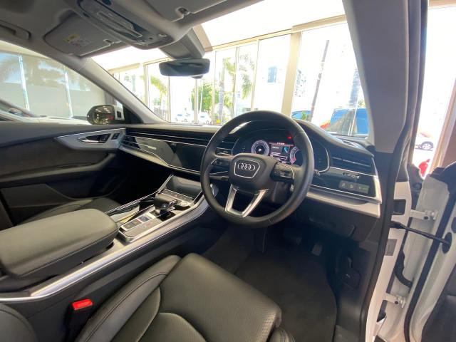 2019 Audi Q8 4M MY19 55 TFSI Suv Image 15