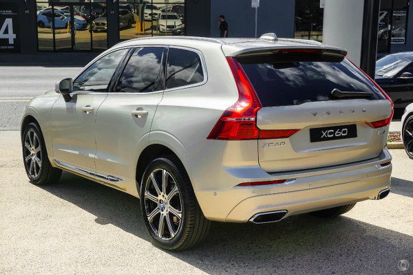 2021 Volvo XC60 (No Series) MY21 T5 Inscription Suv Image 4