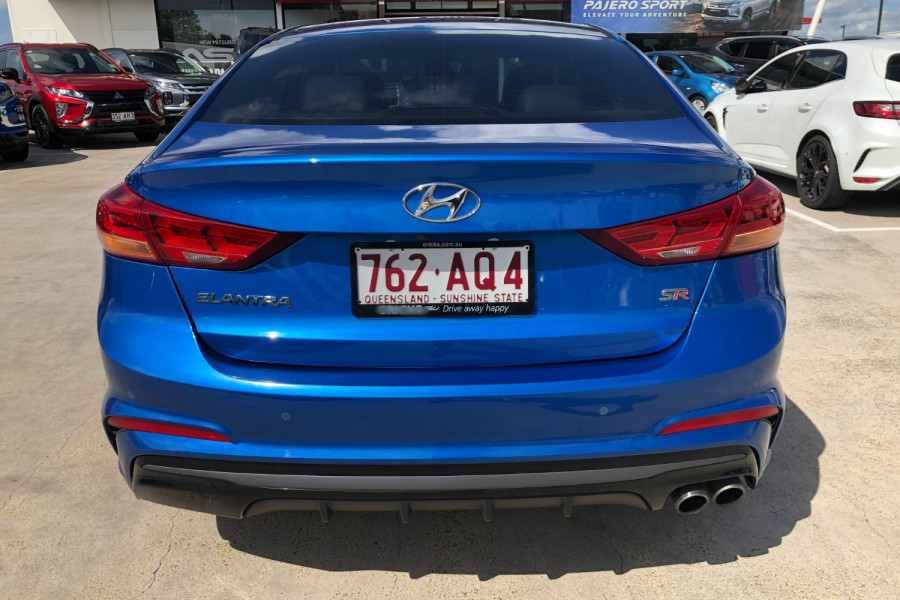 2016 MY17 Hyundai Elantra AD  SR Turbo Sedan