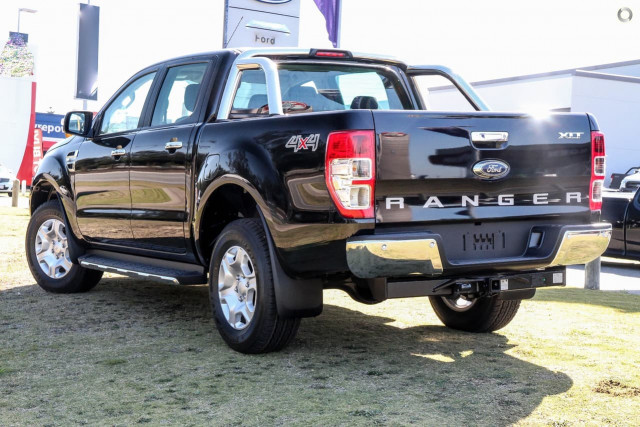 2017 MY18 Ford Ranger PX MkII 4x4 XLT Double Cab Pickup 3.2L Utility