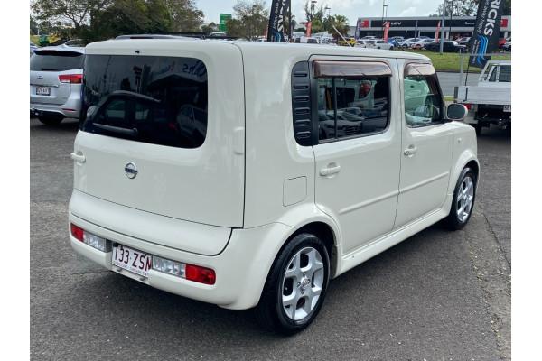 2005 Nissan Cube BZ11 Wagon Image 3