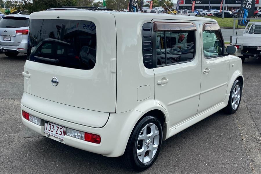 2005 Nissan Cube BZ11 Image 3