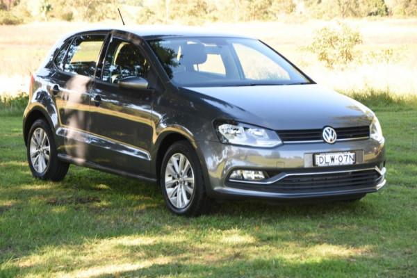 Volkswagen Polo 81TSI 6R MY17