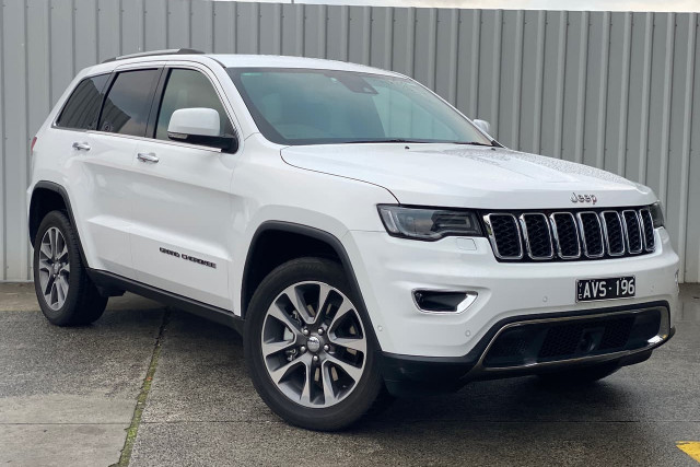 2018 Jeep Grand Cherokee Limited 1 of 20