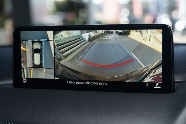 2021 Mazda CX-5 KF Series Akera Suv Mobile Image 14