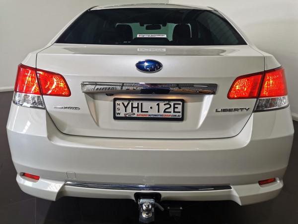 2014 Subaru Liberty 6GEN 3.6X Sedan Image 5