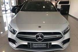 2019 Mercedes-Benz A Class M-AMG A35 4M Sedan Image 2
