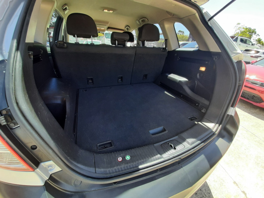 2011 Holden Captiva CG Series II 5 Suv Image 16