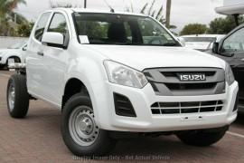Isuzu UTE D-MAX 4x4 SX Space Cab Chassis --
