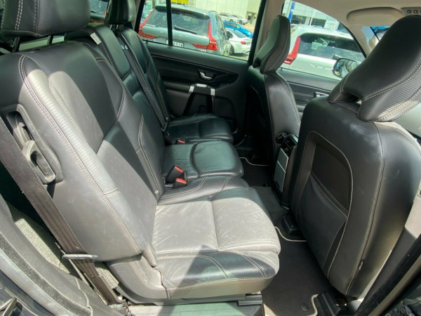 2012 Volvo XC90 MY12 3.2 R-Design Suv