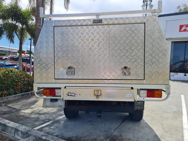 2015 Mitsubishi Triton MN MY15 GLX Utility Image 6