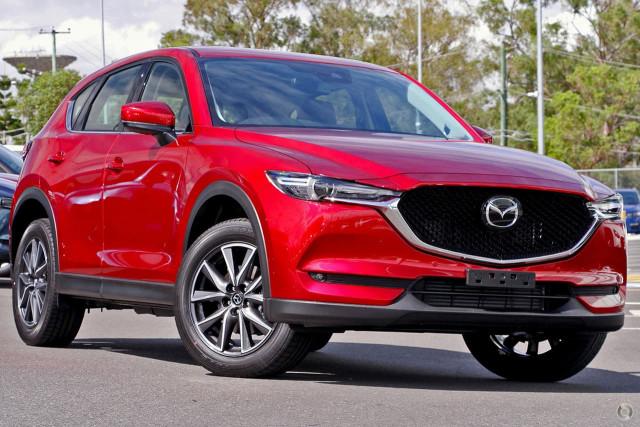 2020 Mazda CX-5 KF Series GT Suv Image 1