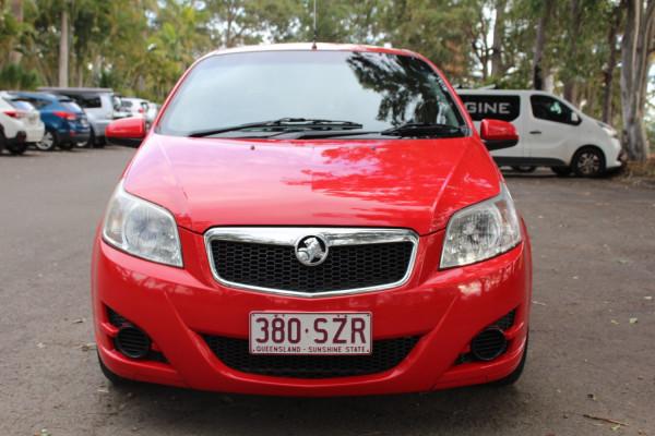 2009 MY10 Holden Barina TK  Hatchback Image 3