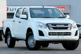 Isuzu UTE D-MAX SX Crew Cab Ute High-Ride 4x2
