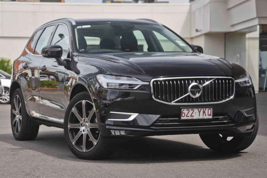 2018 Volvo XC60 UZ T5 Inscription Suv