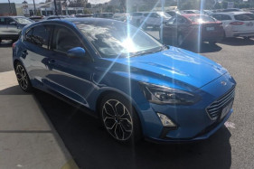 2018 MY19 Ford Focus SA 2019MY TITANIUM Hatchback Image 5