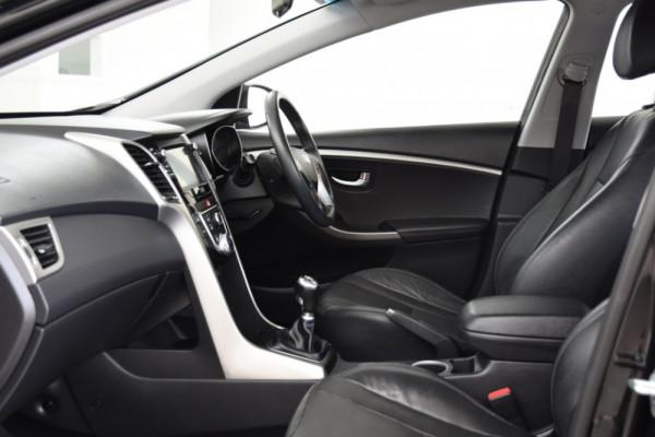 2019 Hyundai Accent RB6 MY19 Sport Hatchback