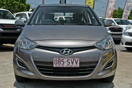 2012 MY13 Hyundai i20 PB MY13 Active Hatchback