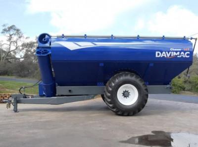 New Davimac 25 ton Single Axle