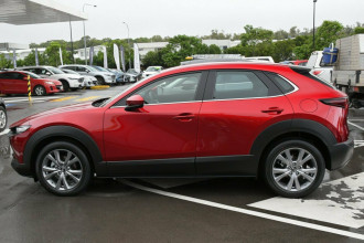 2021 MY20 Mazda CX-30 DM Series G20 Evolve Wagon Image 4