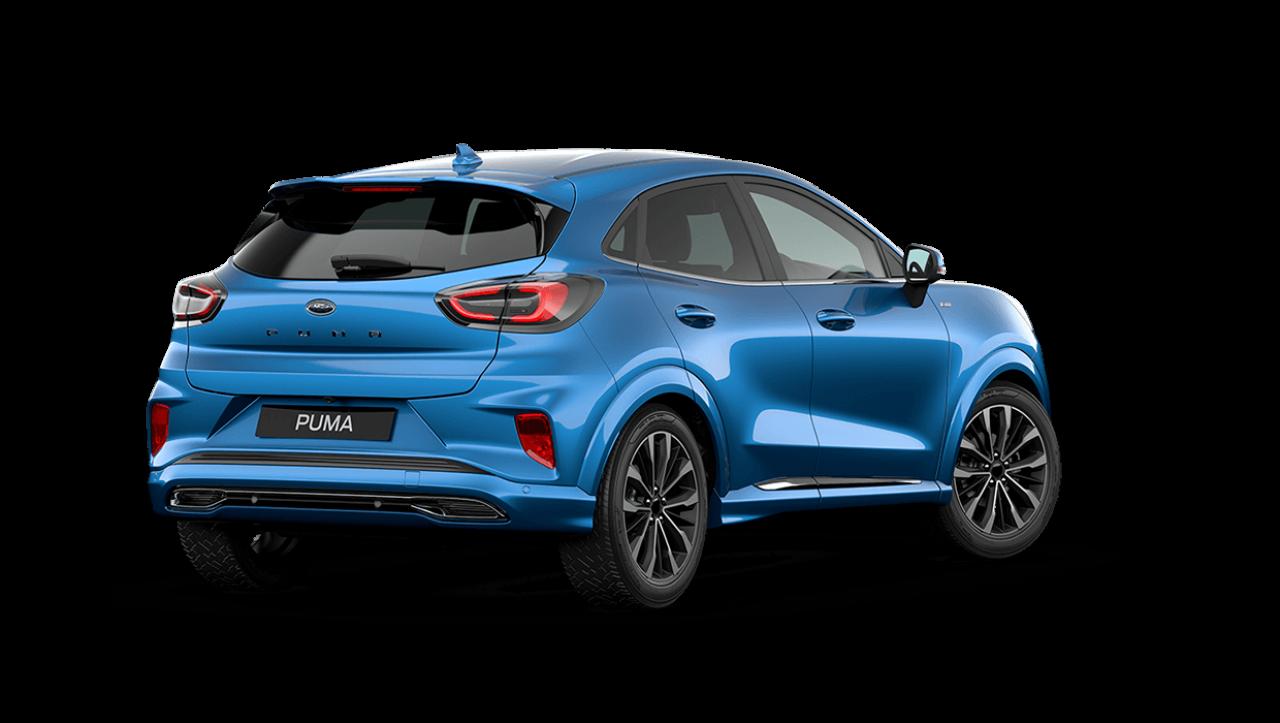 2021 MY21.25 (under construction) Ford Puma JK ST-Line V Suv Image 3