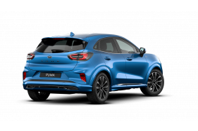 2020 MY21.25 (under construction) Ford Puma JK ST-Line V Suv Image 3