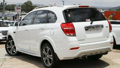 2016 MY17 Holden Captiva CG MY17 LTZ AWD Suv Image 4