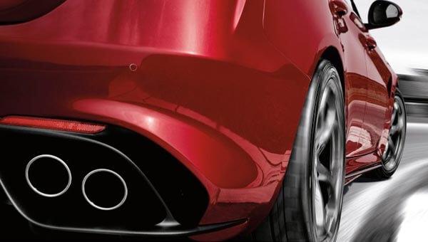 Giulia Quadrifoglio Alfa Romeo Styling