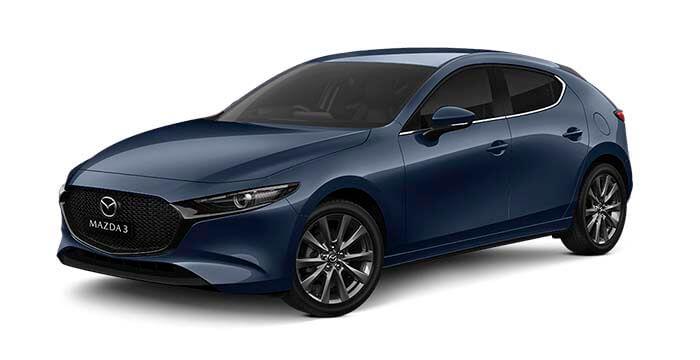2019 Mazda 3 BP G20 Evolve Hatch Hatchback