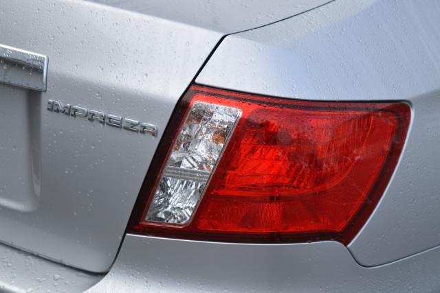 2009 Subaru Impreza R