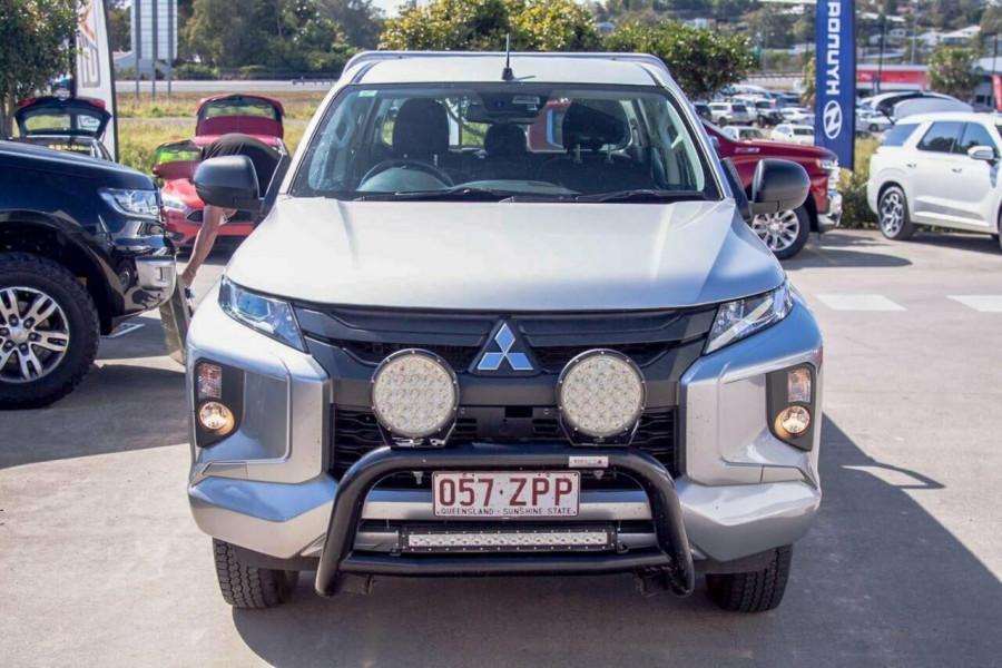 2020 Mitsubishi Triton MR MY20 GLX ADAS (4x4) Double cab pick up