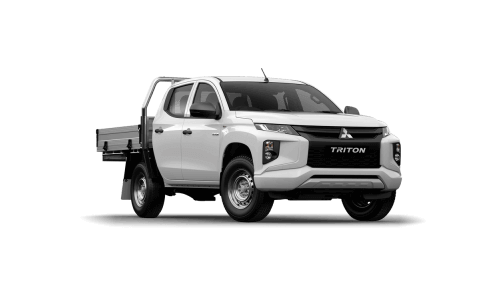 GLX ADAS Double Cab Chassis 4WD