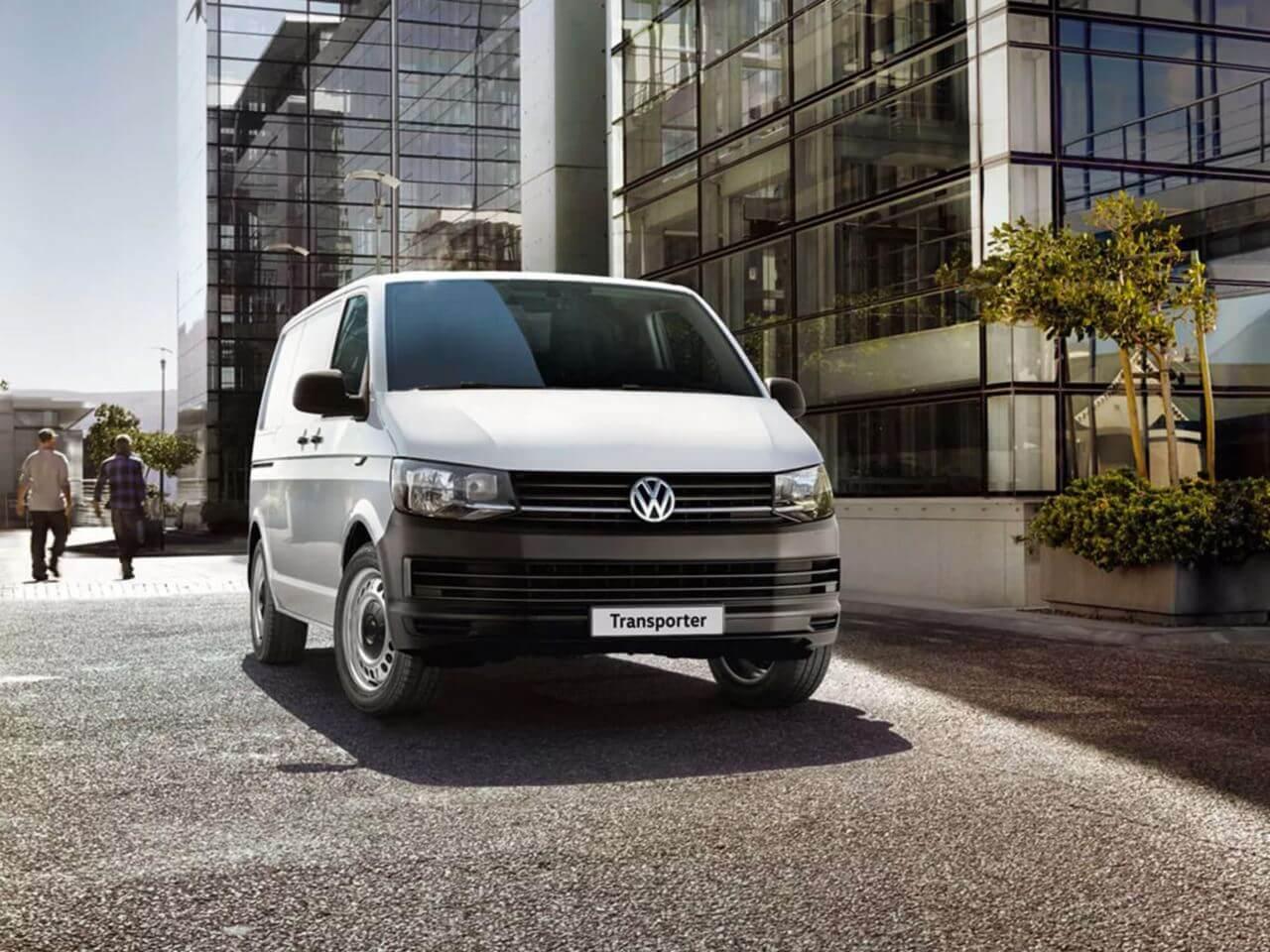 Transporter Van Gallery Image 2