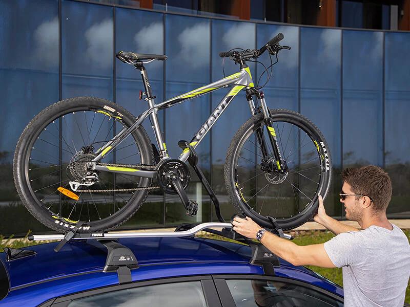 """<img src=""""Bike carrier - wheel on"""