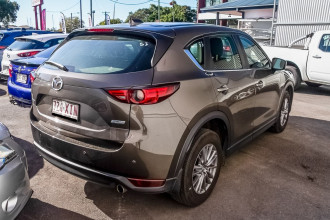 2017 Mazda CX-5 KE Series 2 Maxx Sport Suv Image 5