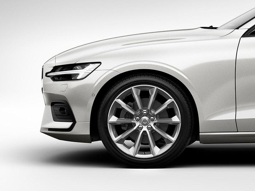 Diamond-cut wheels Image