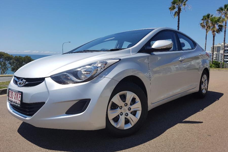 Used 2012 Hyundai Elantra U37460 Sunshine Coast Cricks Maroochydore Volkswagen