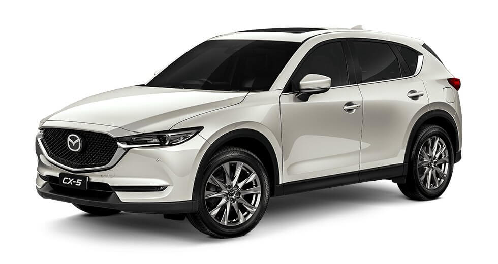NEW MAZDA CX-5 Akera | AWD Auto Petrol Turbo
