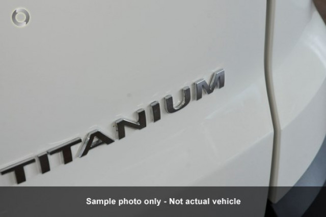 2017 Ford EcoSport BK Titanium Suv