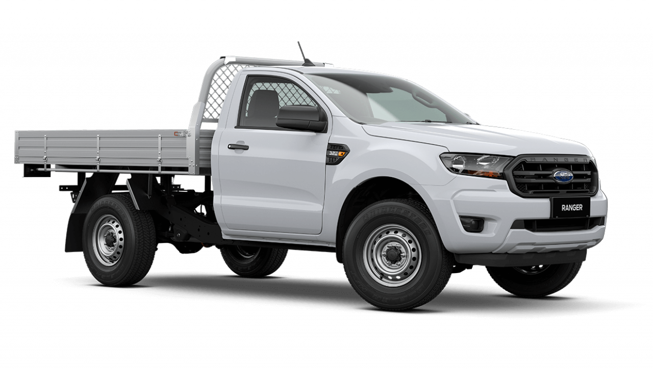 2020 MY20.75 Ford Ranger PX MkIII XL Single Cab Chassis Cab chassis Image 2