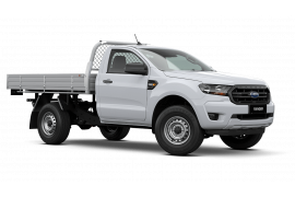 2021 MY21.25 Ford Ranger PX MkIII XL Single Cab Chassis Cab chassis Image 2