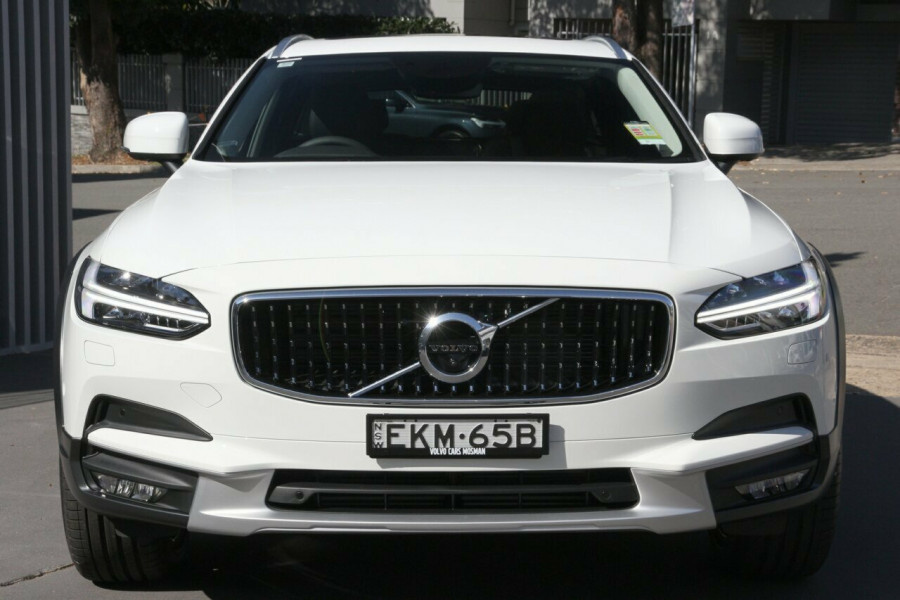 2019 MY20 Volvo V90 Cross Country D5 Wagon Image 19