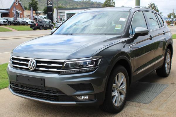 2020 MY19.5 Volkswagen Tiguan Allspace 5N Comfortline Suv