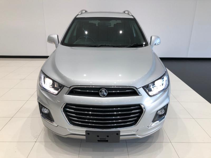 2018 Holden Captiva CG LTZ Awd wagon