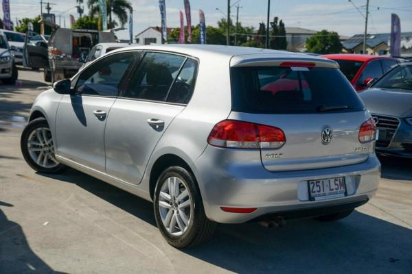 2008 Volkswagen Golf VI 103TDI DSG Comfortline Hatchback Image 3