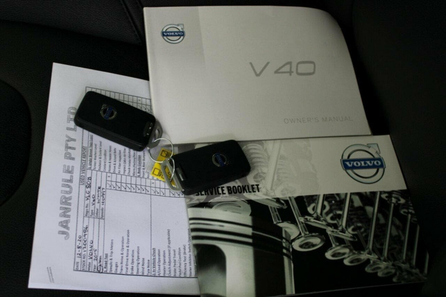 2015 MY16 Volvo V40 M Series  D4 D4 - Luxury Hatchback