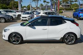 2019 MY20 Hyundai Veloster JS MY20 Turbo Coupe D-CT Premium Hatchback