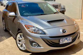 Mazda 3 MPS BL Series 1