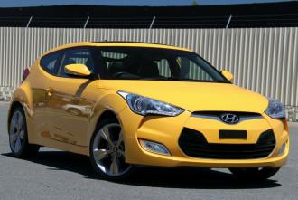 Hyundai Veloster + Coupe FS2